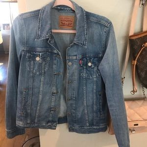 The perfect Levi's Jean jacket
